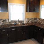 2 BR House Kitchen
