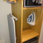 One-Bedroom King Suite - Walk-in Closet