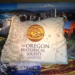 Seal for the Oregon Historical Society.