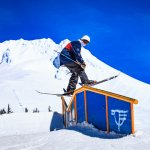 Timberline Lodge is always innovating and improving its terrain parks