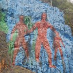 Foto de Mural de la Prehistoria