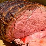 Slo Roasted Prime Rib Friday & Saturday