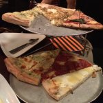 2 Orders of the 17th Street Sampler: Artichoke, Crab, Margherita, Pepperoni, White