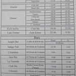 Jungle Aqua Park Hotel Information