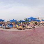Bar in aquapark