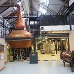 Tomatin Distillery Visitor Centre Foto