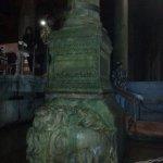 Cisterna Basilica (Versunkener Palast) Foto