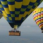 Napa Valley Balloon Flights!