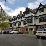 Lancaster brasserie, the INN eoodhall Spa