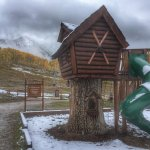 The Trailhead TreeHouse in Mt. Crested Butte, Colorado