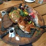 The magnificent butchers platter!