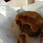 Just tried Hardee's Baby Back Ribs Thickburger!  Saw the boneless ribs on Shark Tank. So yummy!