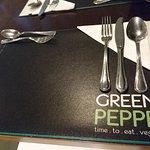 Photo of Green Pepper