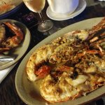 Lobster and Crabe