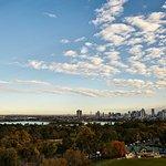 Exterior View Melbourne CBD