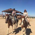 Fun! Nice horses..