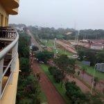 Vista desde balcones