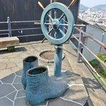 Statue of Ryoma Sakamoto's Boots ภาพถ่าย