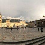 Plaza de Bolivar Foto