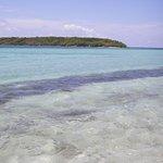Blue Beach Water
