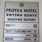 Foto di Protea Hotel by Marriott Knysna Quays