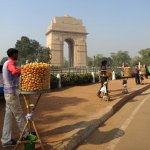 Vendors by India Gate