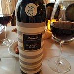Great pick for a red Italian wine- Barolo Serralunga D'Alba 2010 $68 not the 134# shown!