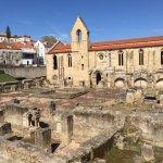 Santa Clara Monastery in Coimbra, Portugal