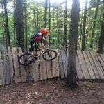 Draper Mountain Bike Trail