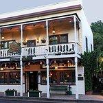 The National Hotel & Restaurant, Main Street, Jamestown CA