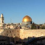 Altstadt von Jerusalem Foto