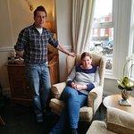 Albury House hosts