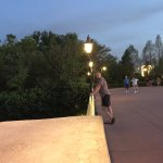 Bridge to Epcot