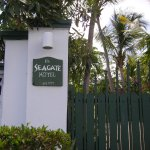 Entrance to SeaGate