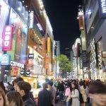 Myeongdong Street at Night