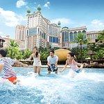 Enjoy a fun family time in Sunway Lagoon Surf Beach
