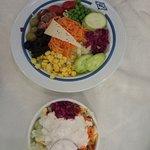 special salad vs green salad