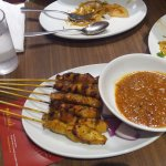 Satay and Dip