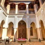 Remembering: Riad Kniza - Morocco.