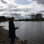 Fishing experience Scotland