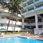Palasia Hotel Palau Foto