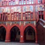 Hotel Schweizerhof Basel Foto