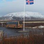 Golden circle - stop at Kerið volcanic crater