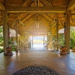 Entrance into Ngoma Safari Lodge