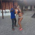 Photo de Simba Beach Zanzibar