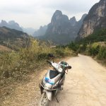 Rented a motorbike from them to explore the surrounding area