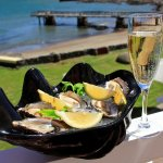 CRAYFISH BAR & LOUNGE offers fresh delicious Lüderitz oysters