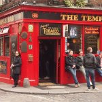 Temple Bar area - 20 minutes walk from Spencer.