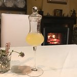 Home made limoncello