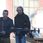 Volo con i droni Indoor di Nolabs